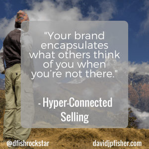 Hyper-Connected Selling Idea #33