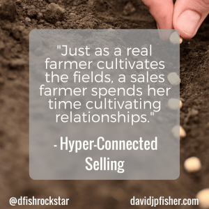 Hyper-Connected Selling Idea #34