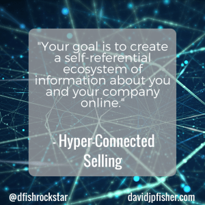 Hyper-Connected Selling Idea #39