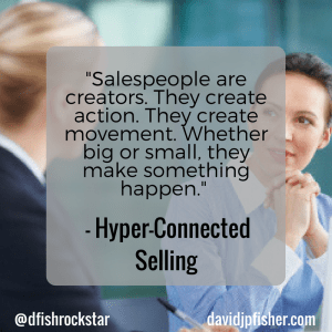 Hyper-Connected Selling Idea #5