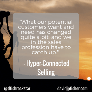 Hyper-Connected Selling Idea #7