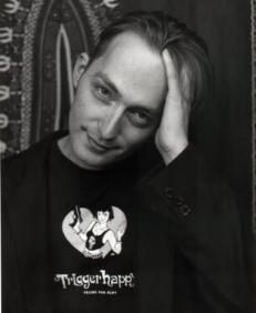 1994 - Djr - Christina Terrace Hotwells Portrait photo by Chris Waller