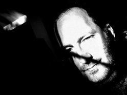 2008 - Djr - Jesus Mound black and white profile shot