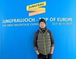 2011 - Djr - Atop Jung Frau, Switzerland