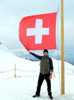 2011 - Djr - Swiss Flag