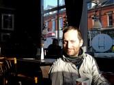 2013 Djr in Trapeze Cafe - Heaton - Newcastle Upon Tyne