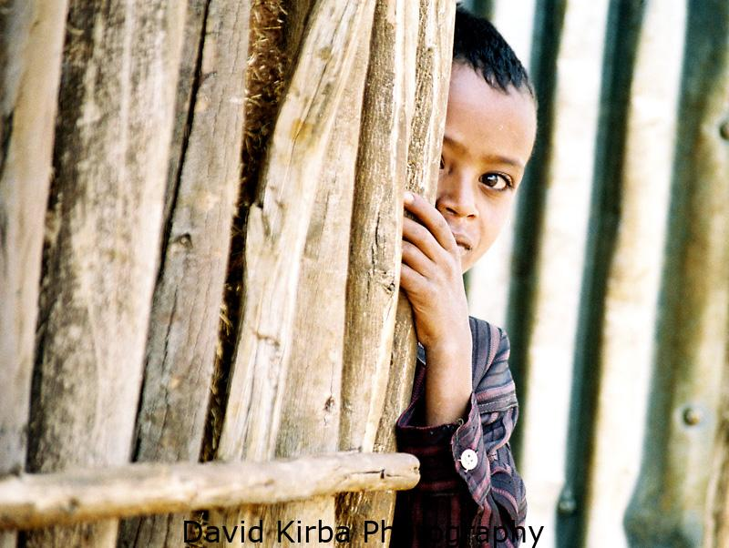 Young boy, northern Ethiopia