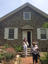 Mennonite Meetinghouse in Germantown