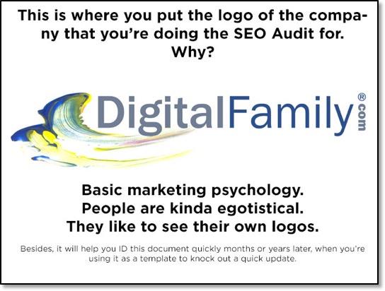 digitalfamily.com logo for SEO class