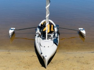 Hobiecat: Dolphin pedals, standard kayak paddling and a sailkit with outriggers! | Kauai