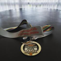 2015 Cal State Games, Powerlifting