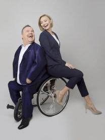 David LEGA and Ebba BUSCH THOR