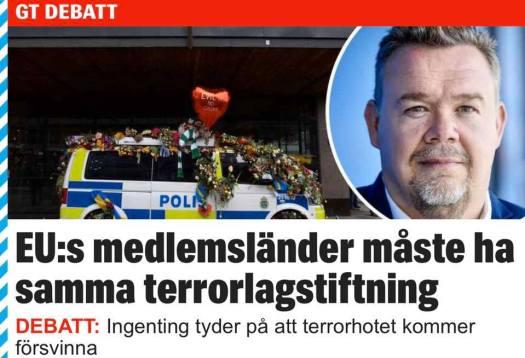 Artikel terrorism