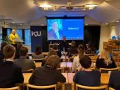 Jag deltog på årsmöten för KDU i Västra Götaland och pratade om arbetet i Europaparlamentet. Det var en mycket trevlig eftermiddag!