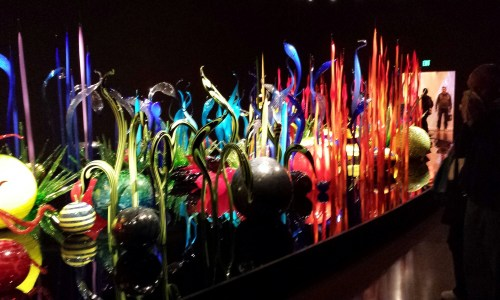 Chihuly Glass Museaum, Seattle