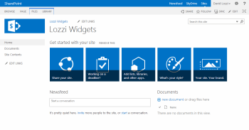 SharePoint's Seattle Masterpage