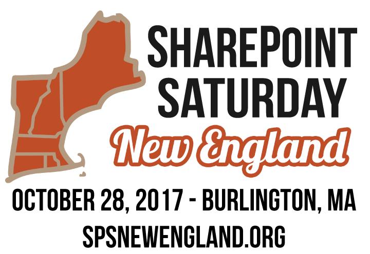 SharePoint Saturday New England SPSNE