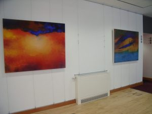 David Lucas, Artist, Sheffield