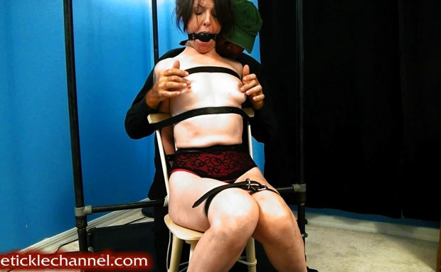Chair Bound Nipple Orgasms
