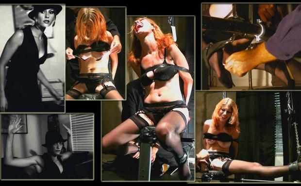 Spy Interrogation By Tickling