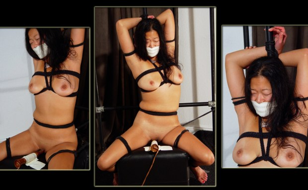 Asian Bondage Orgasms