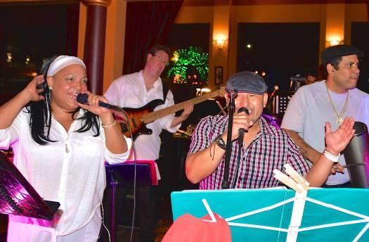 At Mediterranean Cruise Cafe