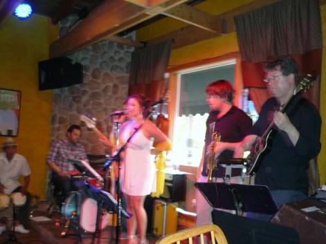 Havana Hi-Fi at 318 Cafe