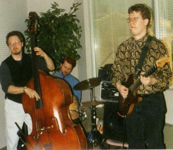 Dave Martin Trio