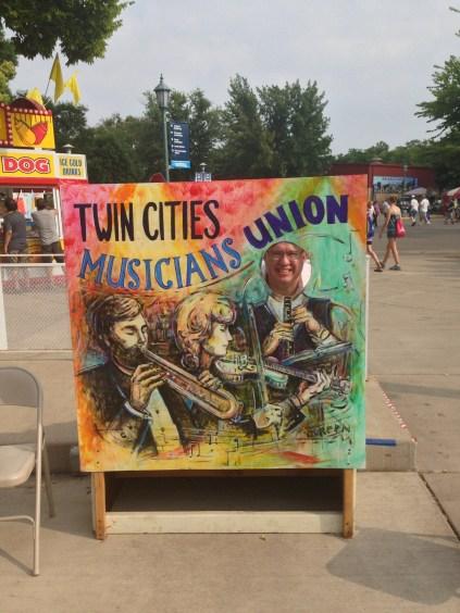 At Minnesota State Fair