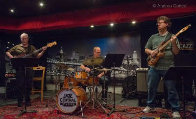David Martin-guitar, Jim Chenoweth-bass, Joel Arpin-drums
