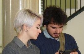 Laura Capelastegui y Joaquín Faúndez Hormazábal