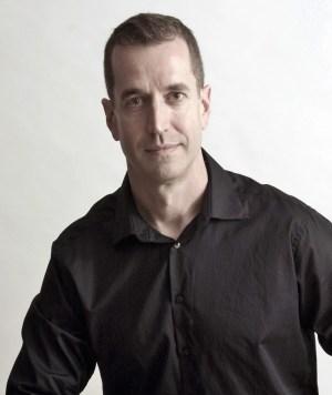 Author David McCaleb