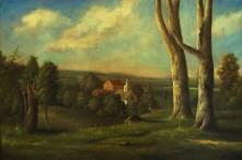 24x36 Oil on canvas