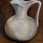 Still Life with White Vase