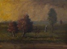12 x 16 Oil on Linen Panel