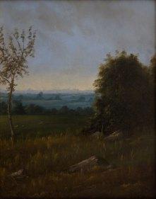 14 x 18 Oil on Canvas