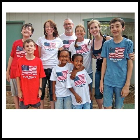 David Megill family