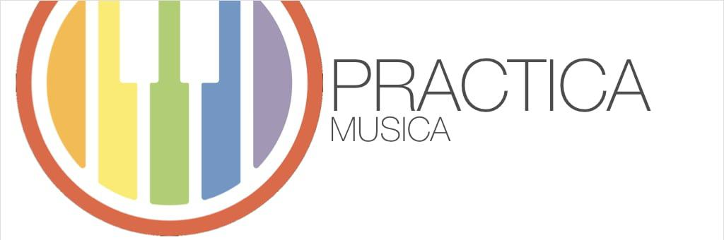Practica Musica logo and title