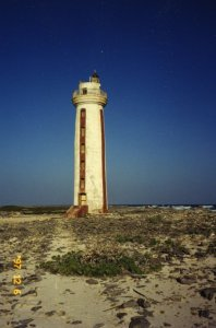 Lighthouse on Bonaire