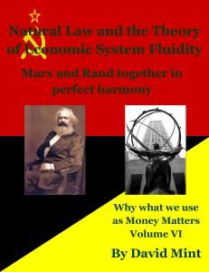 A Shameless plug on our volume dealing with the constant unity of Capitalism and Socialism