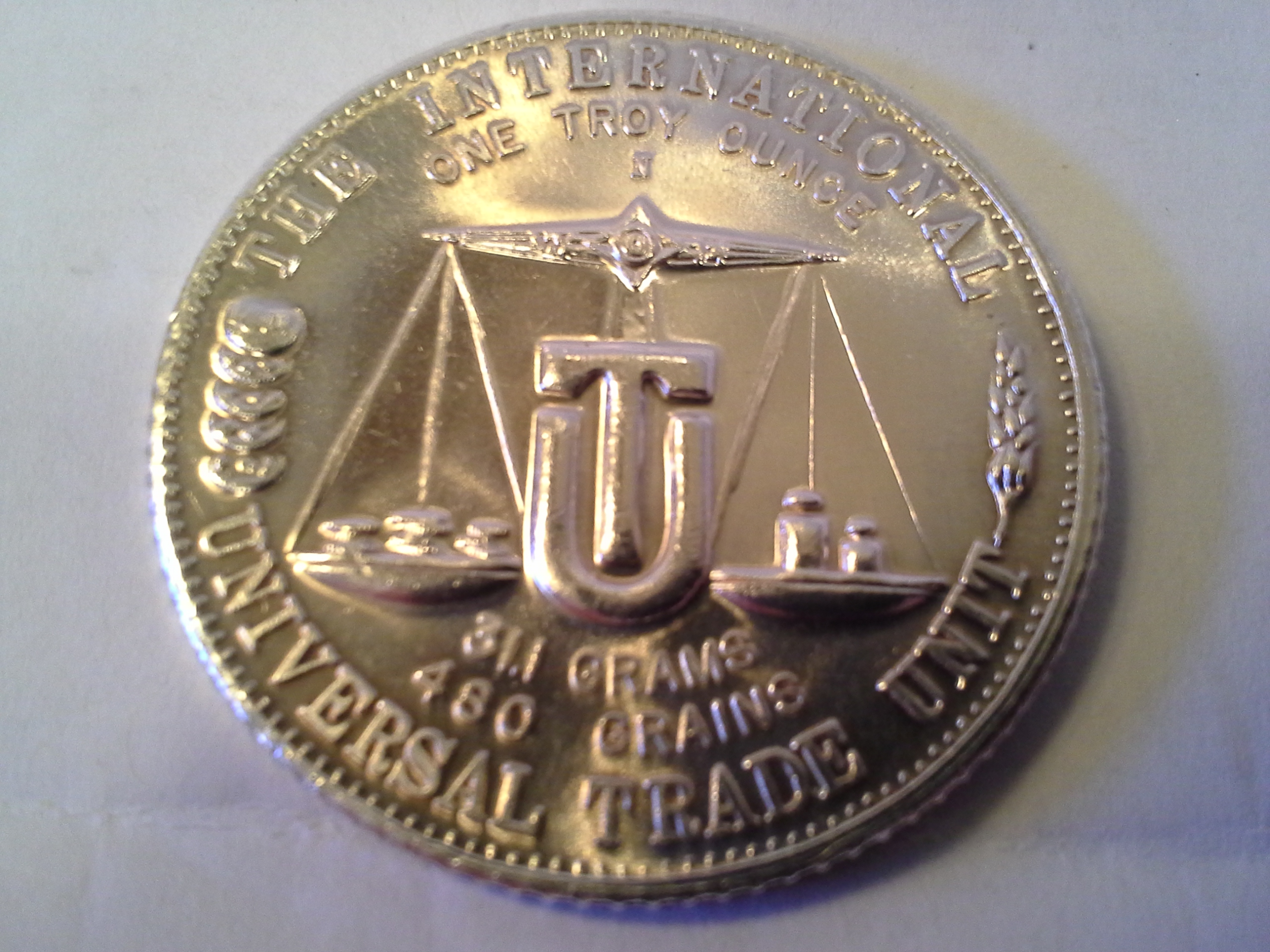 1 Oz 999 Fine Silver Silver World Trade International