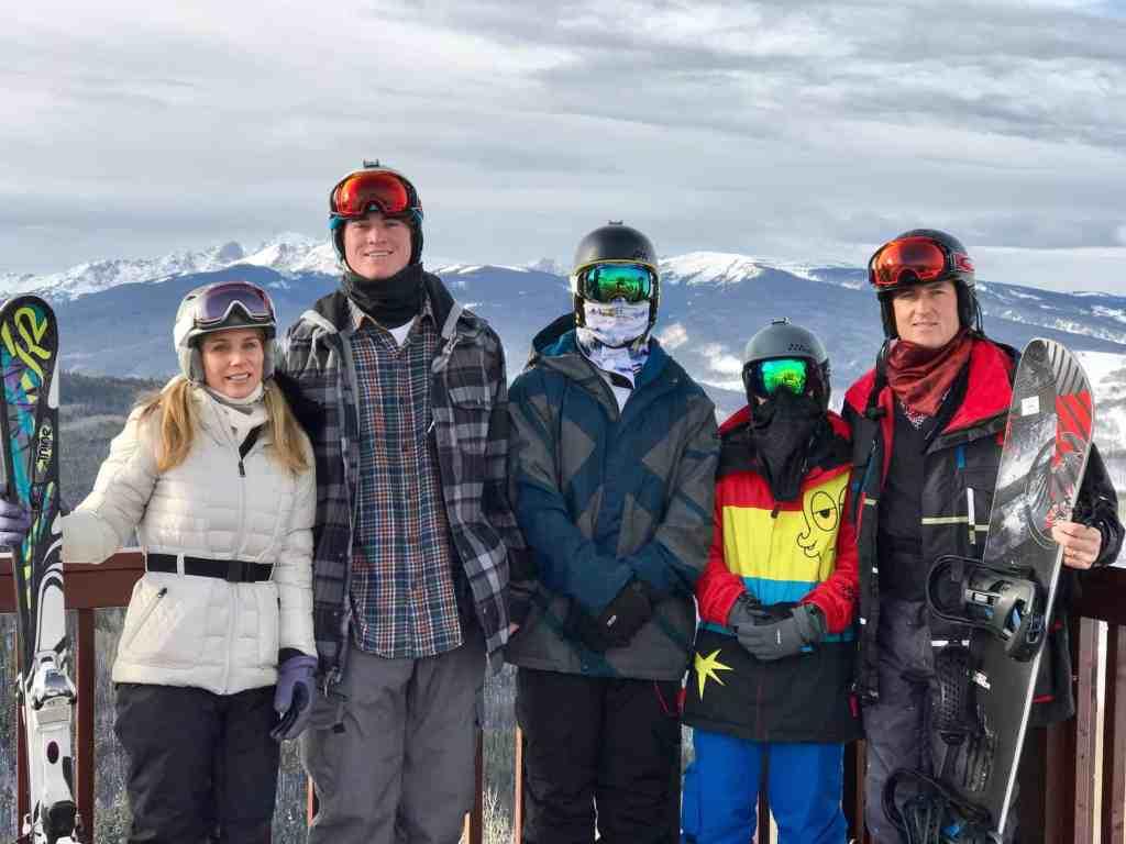 Ski and snowboard Trip with David Mize