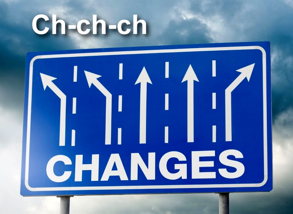 Image result for ch-ch-changes