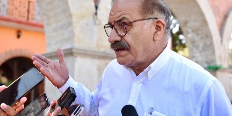 Guillermo López Rubalcaba, titular de Sedagro.