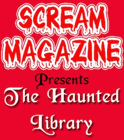 The Haunted Library from Scream Magazine