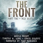 THE FRONT: RED DEVILS – audiobook now available