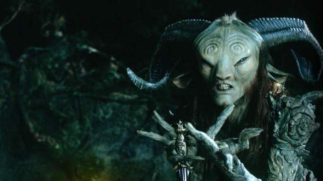 The faun from Pan's Labyrinth
