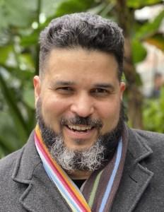 Website author David Mordecai in Toronto Canada