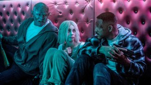 Vanity Fair reviews Bright here