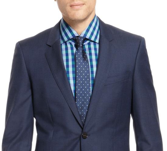 Errores al elegir un traje masculino 1